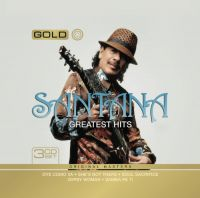 Cover Santana - Gold - Greatest Hits
