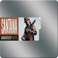 Cover Santana - Greatest Hits - Steel Box Collection