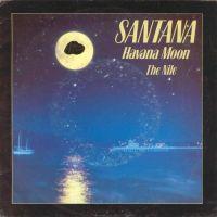 Cover Santana - Havana Moon