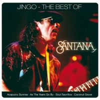 Cover Santana - Jingo - The Best Of