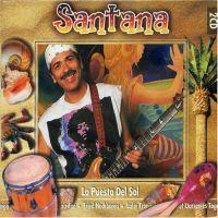 Cover Santana - La puesta del sol