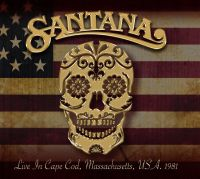Cover Santana - Live In Cape Cod, Massachusetts, USA, 1981