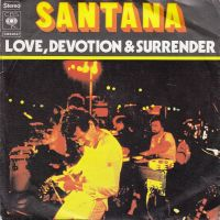 Cover Santana - Love, Devotion & Surrender