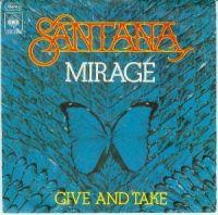 Cover Santana - Mirage