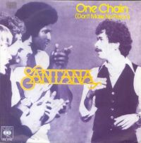 Cover Santana - One Chain (Don't Make No Prison)