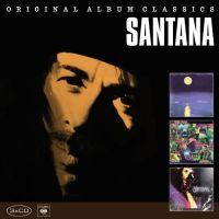 Cover Santana - Original Album Classics