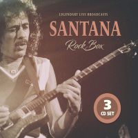Cover Santana - Rock Box