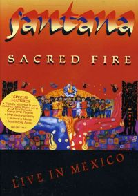 Cover Santana - Sacred Fire Live In Mexico