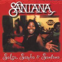 Cover Santana - Salsa, Samba & Santana