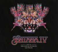 Cover Santana - Santana IV - Live At The House Of Blues Las Vegas
