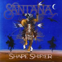 Cover Santana - Shape Shifter