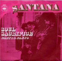 Cover Santana - Soul Sacrifice