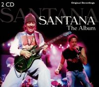 Cover Santana - The Album
