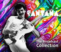 Cover Santana - The Broadcast Collection
