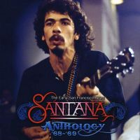 Cover Santana - The Early San Francisco Years - Anthology '68-'69