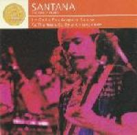 Cover Santana - The Early Years