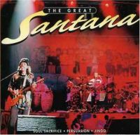 Cover Santana - The Great Santana