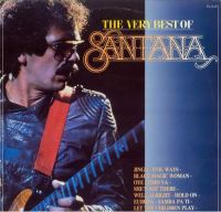 Cover Santana - The Very Best Of Santana