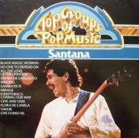 Cover Santana - Top Groups Of Pop Music