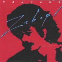 Cover Santana - Zebop!
