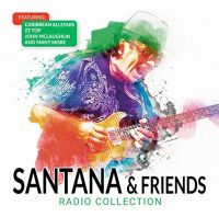 Cover Santana & Friends - Radio Collection