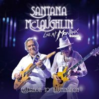 Cover Santana & McLaughlin - Live At Montreux 2011 - Invitation To Illumination