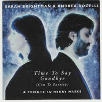 Cover Sarah Brightman & Andrea Bocelli - Time To Say Goodbye (Con te partirò)