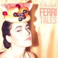 Cover Sarah Ferri - Ferritales