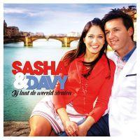 Cover Sasha & Davy - Jij laat de wereld stralen