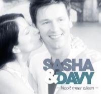 Cover Sasha & Davy - Nooit meer alleen
