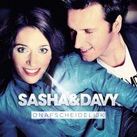 Cover Sasha & Davy - Onafscheidelijk