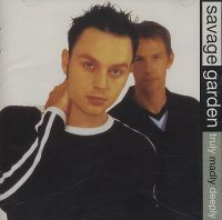 Cover Savage Garden - Truly Madly Deeply - Ultra Rare Tracks