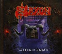 Cover Saxon - Battering Ram