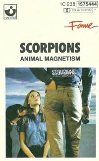 Cover Scorpions - Animal Magnetism