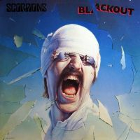 Cover Scorpions - Blackout