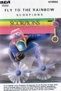 Cover Scorpions - Fly To The Rainbow