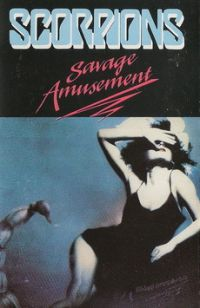 Cover Scorpions - Savage Amusement