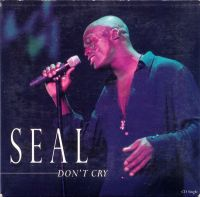 Cover Seal - Don't Cry