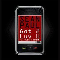 Cover Sean Paul feat. Alexis Jordan - Got 2 Luv U