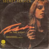 Cover Secret Service - Flash In The Night