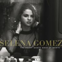 Cover Selena Gomez - The Heart Wants What It Wants
