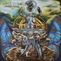 Cover Sepultura - Machine Messiah