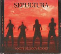 Cover Sepultura - Roots Bloody Roots