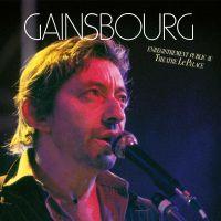 Cover Serge Gainsbourg - Enregistrement public au Théâtre Le Palace