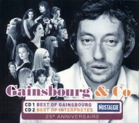 Cover Serge Gainsbourg - Gainsbourg & Co