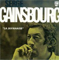 Cover Serge Gainsbourg - La javanaise