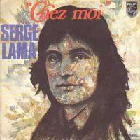 Cover Serge Lama - Chez moi
