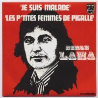 Cover Serge Lama - Je suis malade