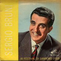 Cover Sergio Bruni - Piove