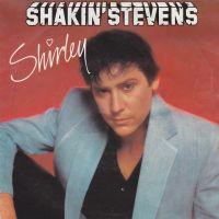Cover Shakin' Stevens - Shirley